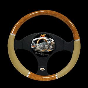 Luxury-Series-Comfort-Steering-Wheel-Covers (Wood Style)