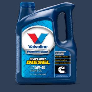 valvoline-premium-blue heavy duty diesel engine oil