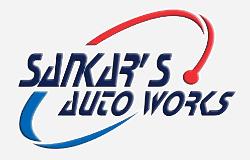 sankar's autoworks logo