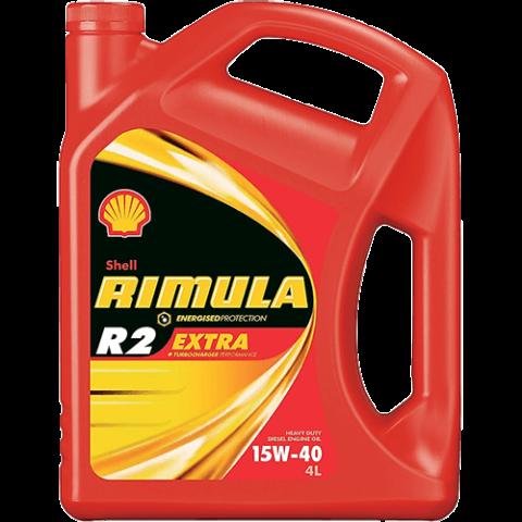 shell rimula-r2-extra-4l