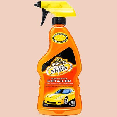 armorall-ultra shine wash and wax detailer
